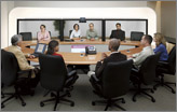 Cisco TelePresence 3000 room