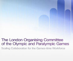 Collaboration Vital to 2012 Games