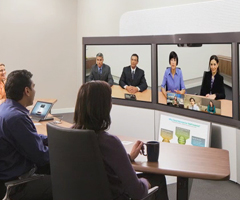New Immersive Telepresence Benchmark