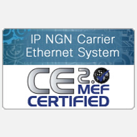 MEF-Certified System