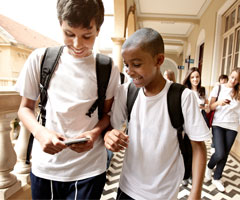 Wi-Fi Boosts School Safety