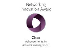 シスコがネットワーク イノベーション アワードを受賞