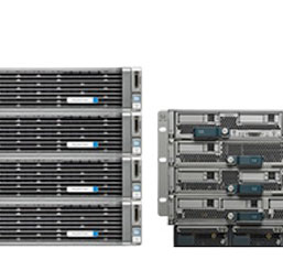 Cisco HyperFlex HX240c M4 with + Cisco UCS B200 M4 Blade Server