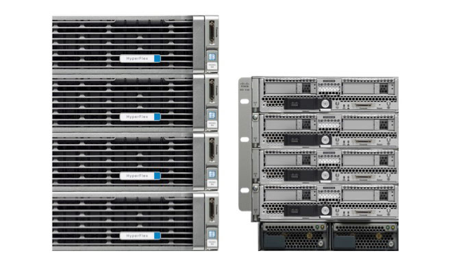 Cisco HX240c B200